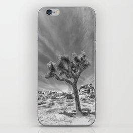 Joshua Tree California iPhone Skin