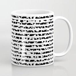 Mezzo Lines 50 Coffee Mug