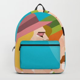 Summer's here Backpack