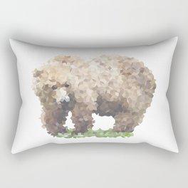 Penrose Tiling Bear Rectangular Pillow