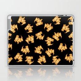 Yellow Labs! Laptop & iPad Skin