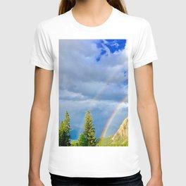 Canadian Rocky Rainbow T-shirt