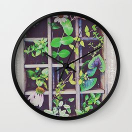 Just Living Wall Clock
