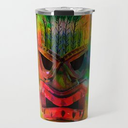 Tiki Kara Travel Mug