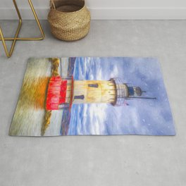Sleepy Hollow Light Art Rug