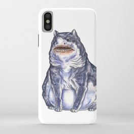 Great White Shark Cat :: Series 1 iPhone Case