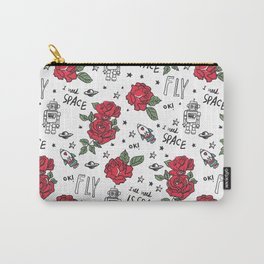 I need space :) Carry-All Pouch