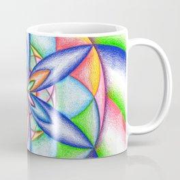 Expanding Flower Power - The Rainbow Tribe Collection Coffee Mug
