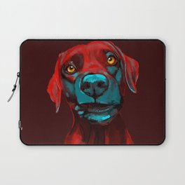 The Dogs: Rufus Laptop Sleeve