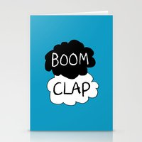 tfios Stationery Cards featuring Boom Clap (the sound of my heart - TFIOS) by Tangerine-Tane