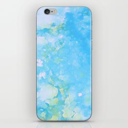 Cloud Song iPhone Skin