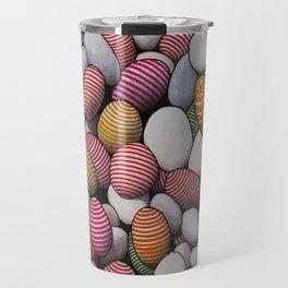 Artistic stones Travel Mug
