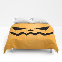 Scary Jack-O-Lantern Comforters