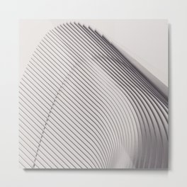 New York City, original fine photography, Manhattan, Oculus, Calatrava, World trade center, path Metal Print