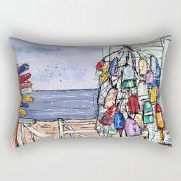 Cape Cod Rectangular Pillow