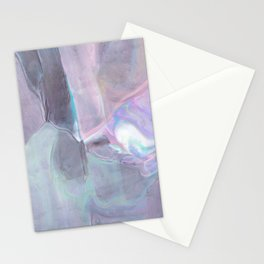 Pastel marble Stationery Cards