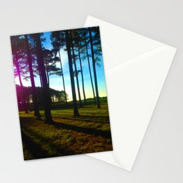 Light and Shadow Stationery Cards
