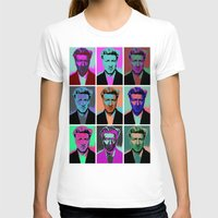 popart T-shirts featuring Different popart by Renars