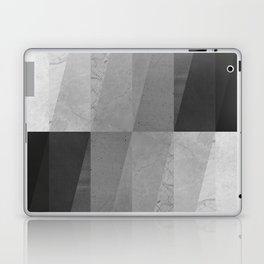 Geometric and minimalist marble VIII Laptop & iPad Skin