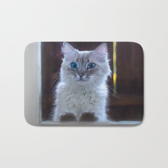 What about second breakfast? Bath Mat