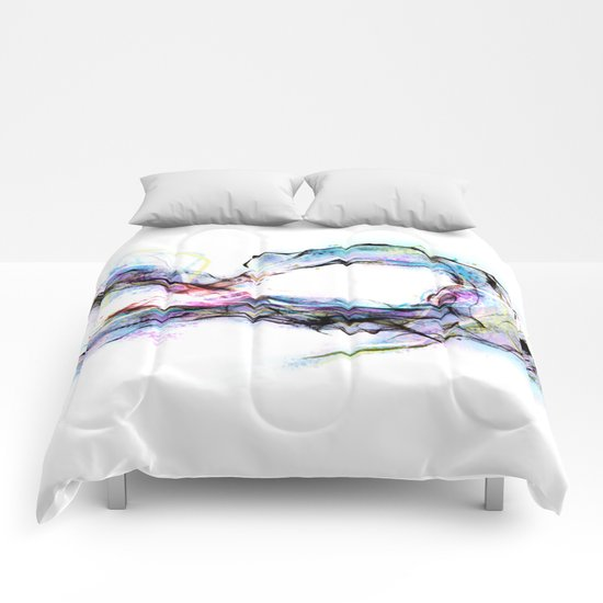 coolsketch121 dancer Comforters