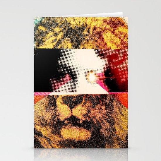 Lady Lion Stationery Cards