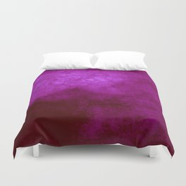 Abstract Cave IX Duvet Cover