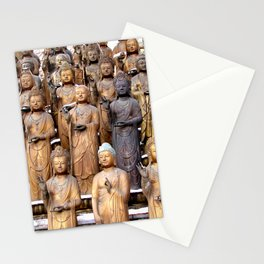 Soruksan Temple Guards Stationery Cards