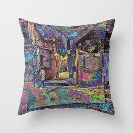 20180110 Throw Pillow