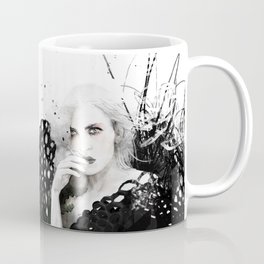 FASHION ILLUSTRATION 8 Coffee Mug