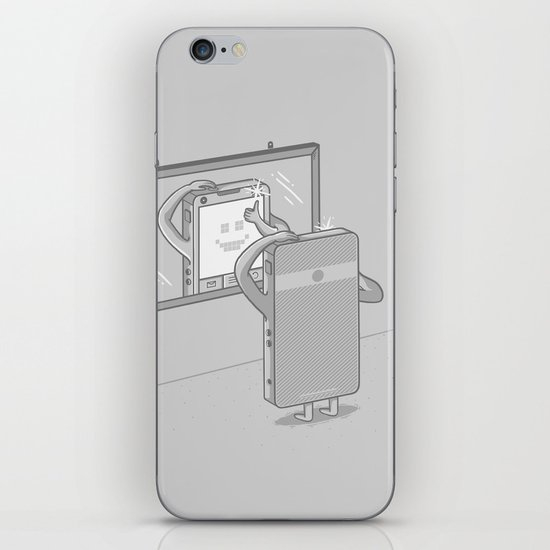 New Profile Picture iPhone & iPod Skin