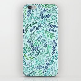 Wild Scattered Branches iPhone Skin