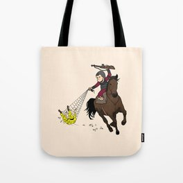 Curious George/Planet of the Apes Tote Bag