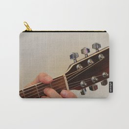 Guitar Player Carry-All Pouch
