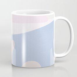 Color and Shape - Grand Cayman Island Coffee Mug