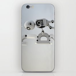 RJD2 The Robot iPhone Skin