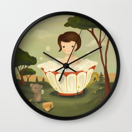 Phoebe Wall Clock