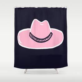 Joanne Hat Shower Curtain