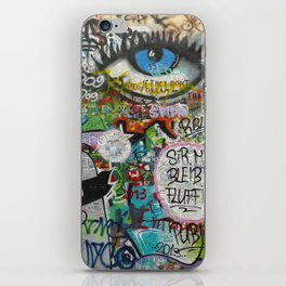 If They Don't Let Us Dream iPhone Skin