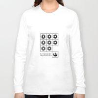 rebel Long Sleeve T-shirts featuring Rebel by JuakiR