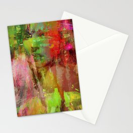 The girl of the road 77 Stationery Cards