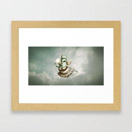 Fairy Godmother Framed Art Print