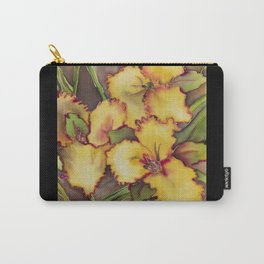 Daylily Carry-All Pouch