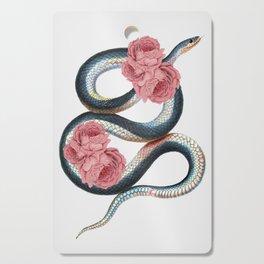 Serpent of love Cutting Board