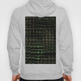 Intricate pattern web bright network element futuristic background Hoody