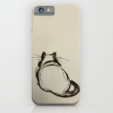 Fat Cat Slim Case iPhone 6s