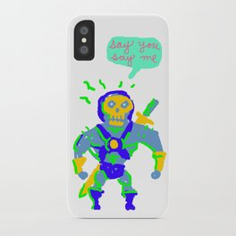 Masters of the universe of love 2 iPhone Case