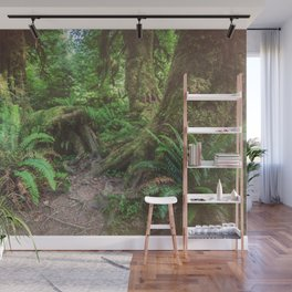 Into the Forest Wall Mural