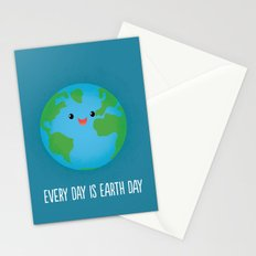 Every Day is Earth Day Stationery Cards