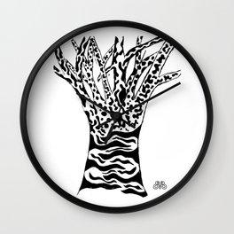 Tree (2) Wall Clock